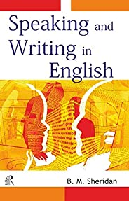 Speaking and Writing in English