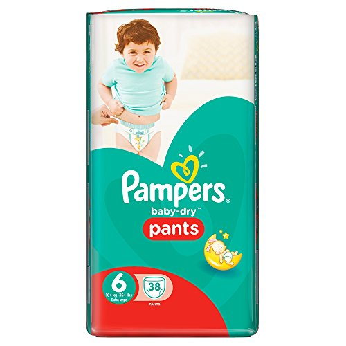 Preisvergleich Produktbild Pampers Baby-Dry Pants