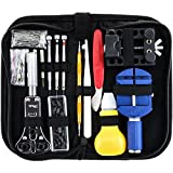 BABAN 147pcs Orologi Strumenti/Guarda professionale kit Repair Tool,kit di riparazione Watch Repair Tool Kit