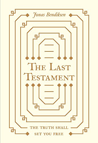 Jonas Bendiksen : the last testament