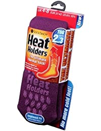 Heat Holders - Chaussettes chaussons thermiques (2.3 tog) - Femme