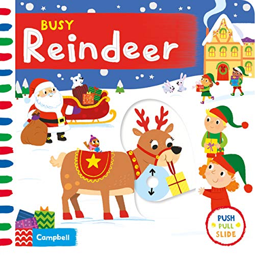 Busy Reindeer (Busy Books, Band 47)