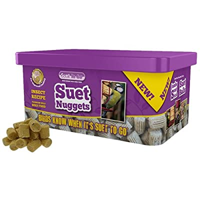 Suet To Go Insect Suet Nuggets, 2 kg by Suet To Go