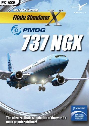 PMDG 737 NGX (PC) (New)