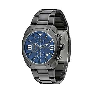 Police Blue Gambit Men's Watch - PL14141JSU03MJ