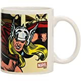 Semic Distribution SMUG019 Marvel Retro Serie 1 - Taza de cerámica, diseño Thor