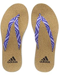 Adidas Eezay Cork Flip Flo amazon-shoes neri Estate