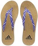 adidas Damen Eezay Cork Aqua Schuhe, Mehrfarbig (Ftwwht/nobink/ashblu Cg2816), 38 EU