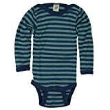 Engel Baby-Body - light ocean/eisvogel (9:9) - 50/56