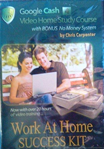 Preisvergleich Produktbild Google Cash: 4 - Video Home Study Course with Bonus No Money System