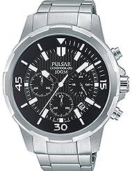 Pulsar Uhren Herrenuhr Sport Chronograph PT3711X1