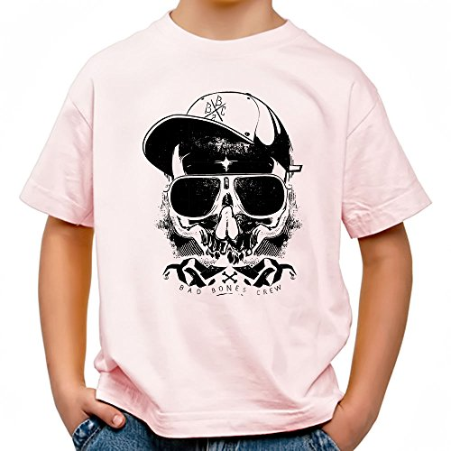Thug Cooles Party Kinder T-Shirt_rosa_158/187
