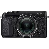 Fujifilm X-E2s Systemkamera mit XF18-55mm Kit schwarz