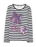 Desigual Mädchen T-Shirt TS_Ottawa, Weiß (Crudo 1001), 140 (Herstellergröße: 9/10)