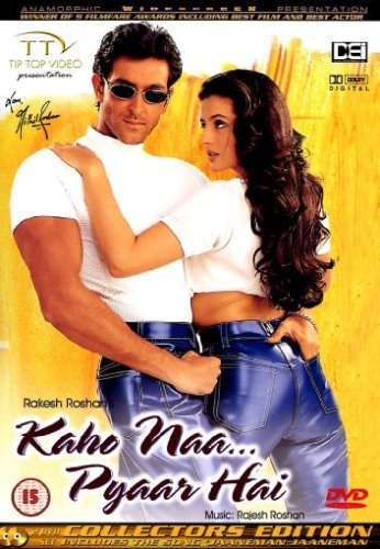 Kaho Naa...Pyaar Hai [DVD] [2000]