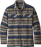 Patagonia Herren Fjord Flannel Shirt Funktionshmed Outdoorhemd