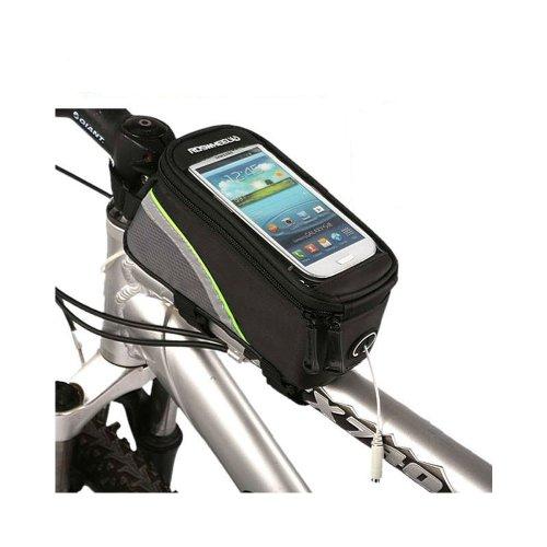 Lapinette velo-l-gris-50-graphite Fahrrad-Halterung für Archos 50Graphit Grau