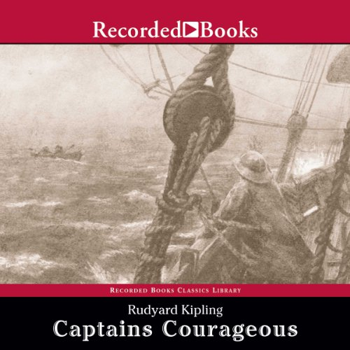 Captains Courageous  Audiolibri