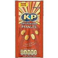 KP seco cacahuetes asados ??50g (paquete de 24 x 50 g)