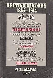 British History, 1815-1914