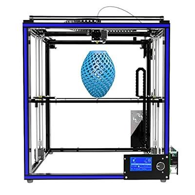TRONXY X5S 3D Drucker Kit DIY Aluminium 330 x 330 x 400mm Große Druckgröße High Precision Reprap Professional 3D printer Mit Dual Z-Achse