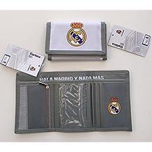 Real Madrid Cartera de Nailon Velcro en una elección de diseños ...