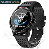 Best Trackers sommeil Wearable - Montre Smart Watch Fitness Tracker Bracelet Smart Watch Review