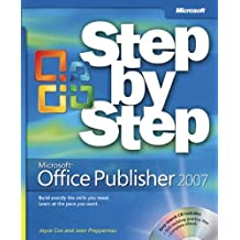 Microsoft Office Publisher 2007 Step by Step by Joan Lambert (2007-08-25)