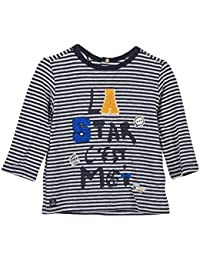 Catimini Baby Boys' Ts ML Mariniere T-Shirt