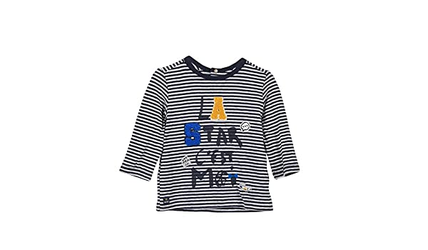 Catimini TS ML Mariniere T-Shirt B/éb/é Gar/çon