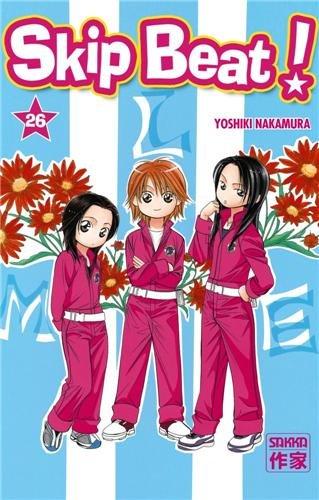 Skip Beat! Vol.26 par NAKAMURA Yoshiki