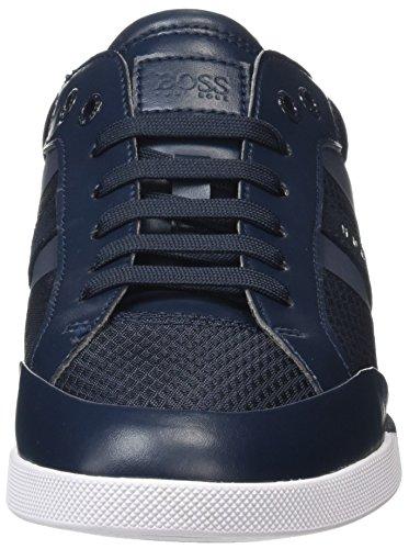 BOSS Green Herren Shuttle_Tenn_Tech Sneaker Blau (Dark Blue)