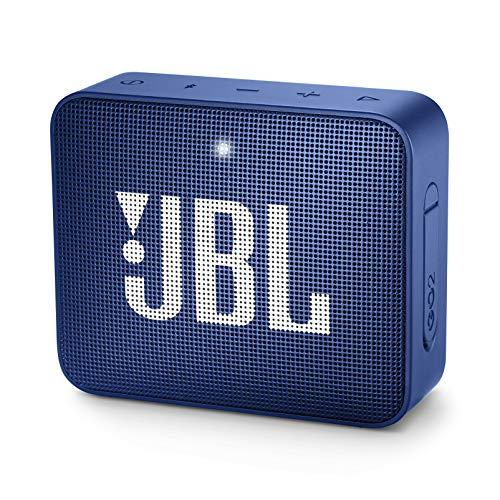 JBL GO 2 - Altavoz inalámbrico portátil con Bluetooth, parlante resistente al agua (IPX7), hasta 5h de reproducción con sonido...