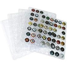 Hojas para placas de cava [Lindner 3502] Paquete de 5 piezas