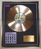 The Beatles/Limitierte Edition Goldene Schallplatte/'A Hard Day's Night'/(The Beatles)