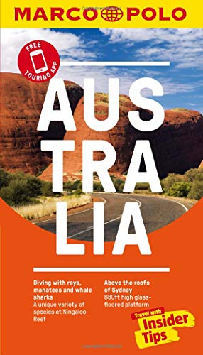 Australia Marco Polo Pocket Travel Guide - with pull out map (Marco Polo Pocket Guide)