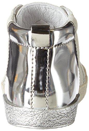 Falcotto Falcotto 1531, Chaussures Bébé marche bébé fille Silber (Silber)