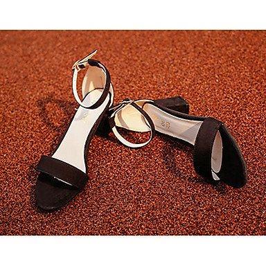 CH&TOU Da donna-Tacchi-Casual-Altro-A stiletto-PU (Poliuretano)-Nero Rosa Grigio Beige black