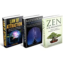 Meditation, Zen and Law of Attraction Bundle: Learn everything you need to know about Meditation and Mindfulness, Zen and Attracting Health Wealth and ... the Law of Attraction  (English Edition)
