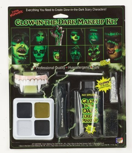 Glow In The Dark Horror Makeup Kit by Fun (The Dark In Kit Up Make Glow)