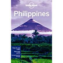 Lonely Planet Philippines (Travel Guide) by Lonely Planet (2012-05-11)