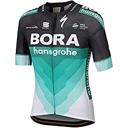 Wulibike Camiseta de Ciclismo Hombre Maillot Ciclismo Equipo Manga Corta Montaña Indumentaria Profesional