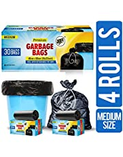 JOFF Premium Garbage Bags - Medium (pack of 4)