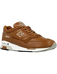 ZAPATILLA NEW BALANCE M1500 TN MARRON