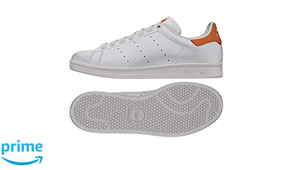 adidas Stan Smith Chaussures de Fitness garçon, Blanc (FtwblaFtwblaNartra 000), 36 EU