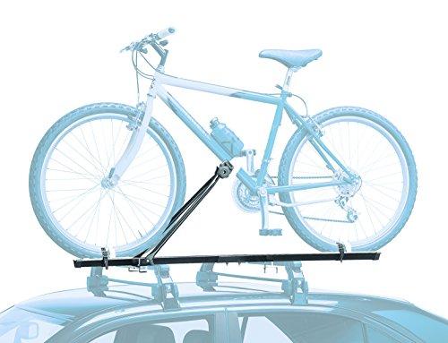 Peruzzo - Porte-vélos de Toit Lucky Two avec clé - Fixation sur Cadre