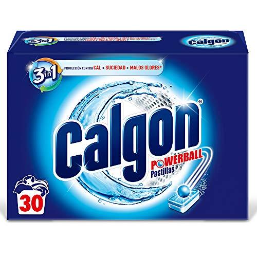 Calgon Antical Pastillas - 30 unidades