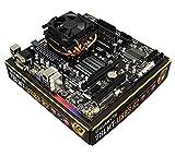 AMD FX-63006Core 3,5GHz (Turbo to 4.1GHz), Gigabyte GA-78LMT-USB3HDMI Motherboard–kein RAM–vormontiert/vorkonfiguriertes Komponenten-Bundle 8GB RAM