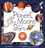 Planets, Moons and Stars (Take Along Guides)
