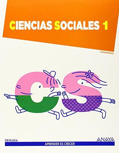 Ciencias Sociales 1. (Aprender es crecer) - 9788467846294